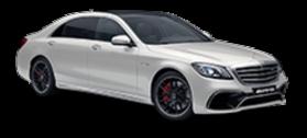 Mercedes-Benz S-Класс седан AMG