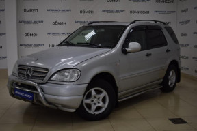 Mercedes-Benz M-Класс ML 320 5G-Tronic (218 л. с.)