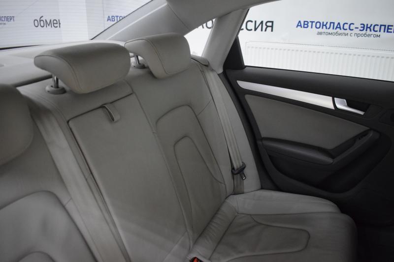 Audi A4 1.8 TFSI multitronic (160 л. с.)
