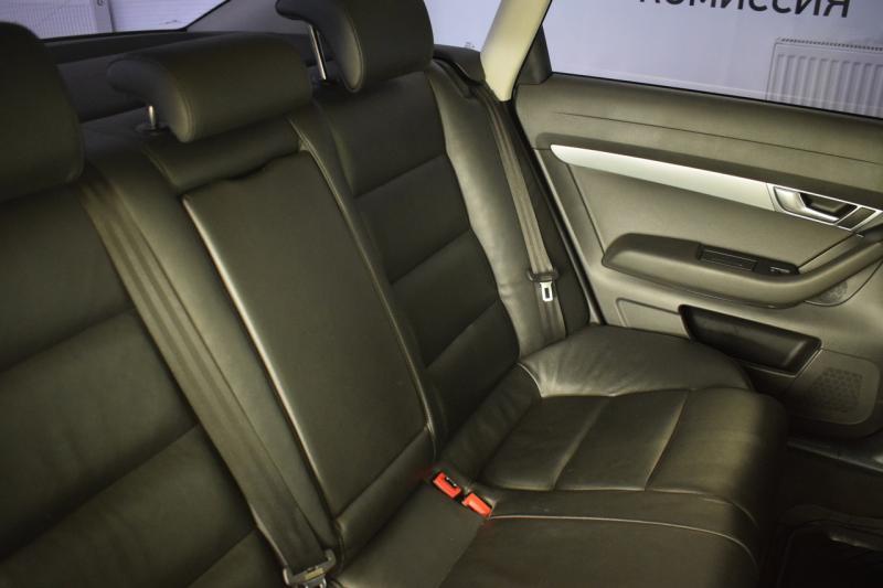 Audi A6 2.8 FSI multitronic (190 л. с.)