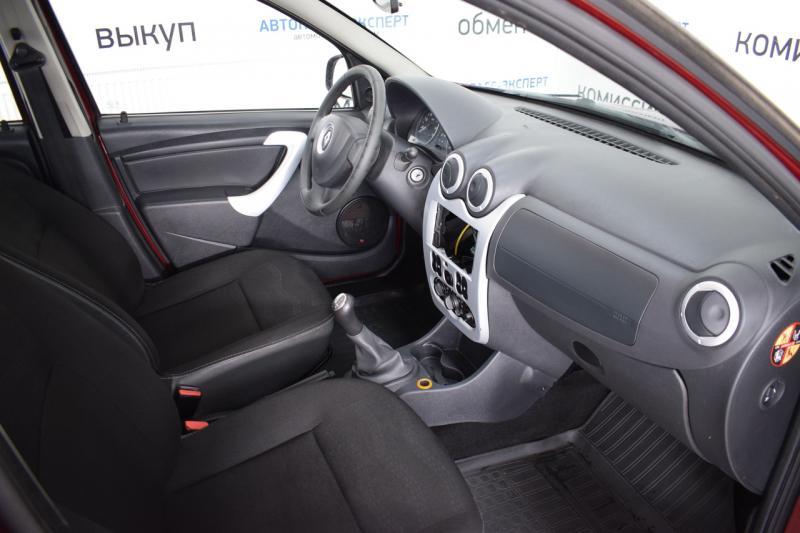 Renault Sandero 1.6 MT (84 л. с.)