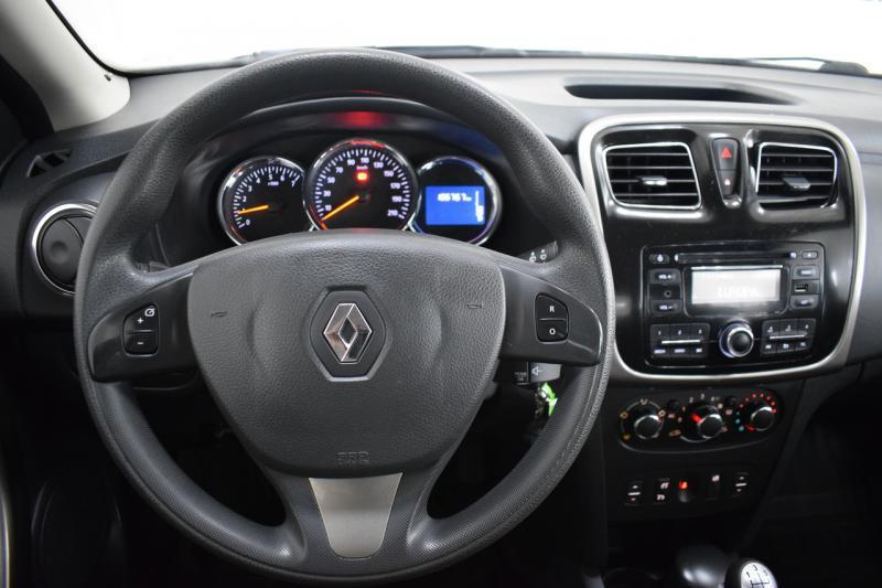 Renault Logan 1.6 MT (82 л. с.) Privilege
