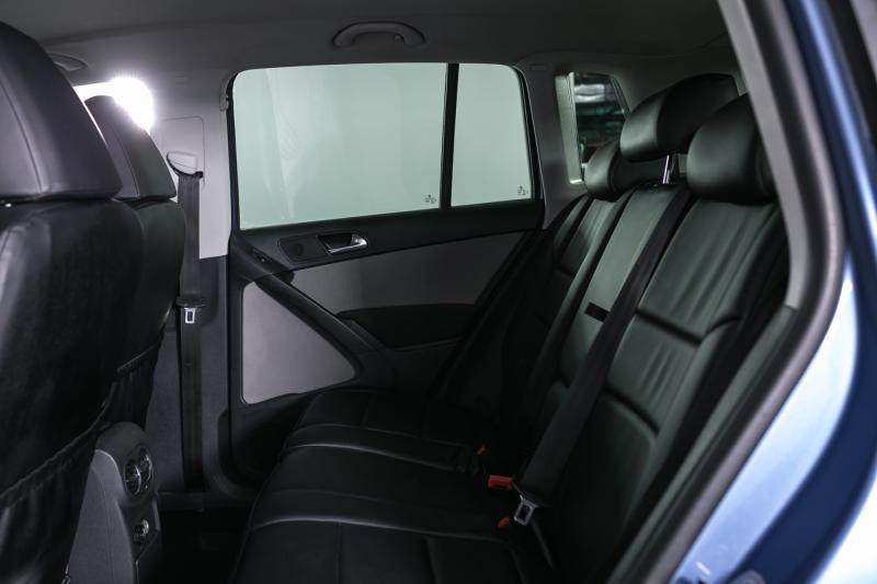 Volkswagen Tiguan 1.4 TSI 4Motion MT (150 л. с.)