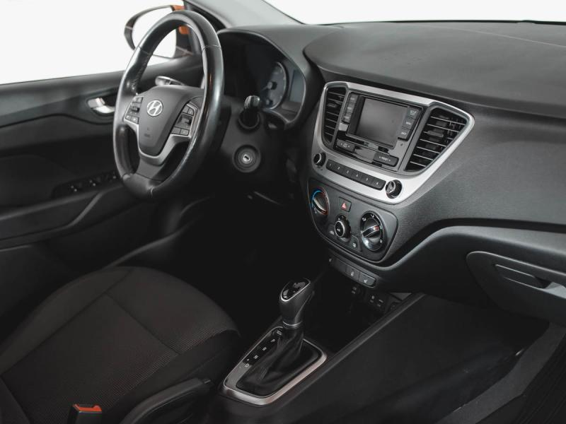 Hyundai Solaris 1.6 AT (123 л.с.) Comfort