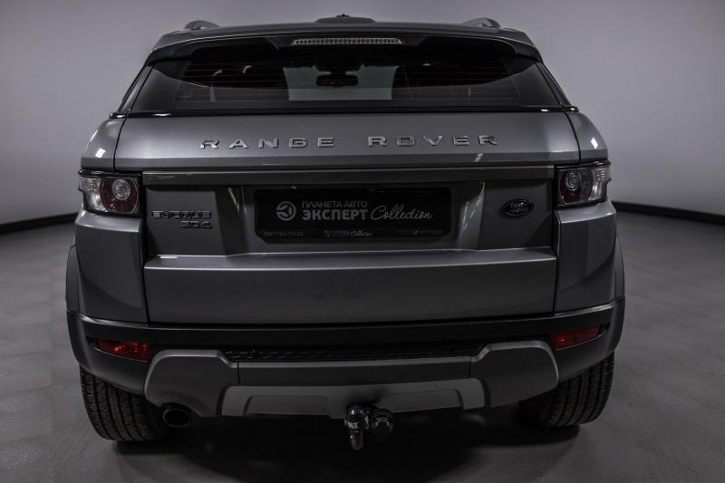 Land Rover Range Rover Evoque 2.2 SD4 AT (190 л. с.)
