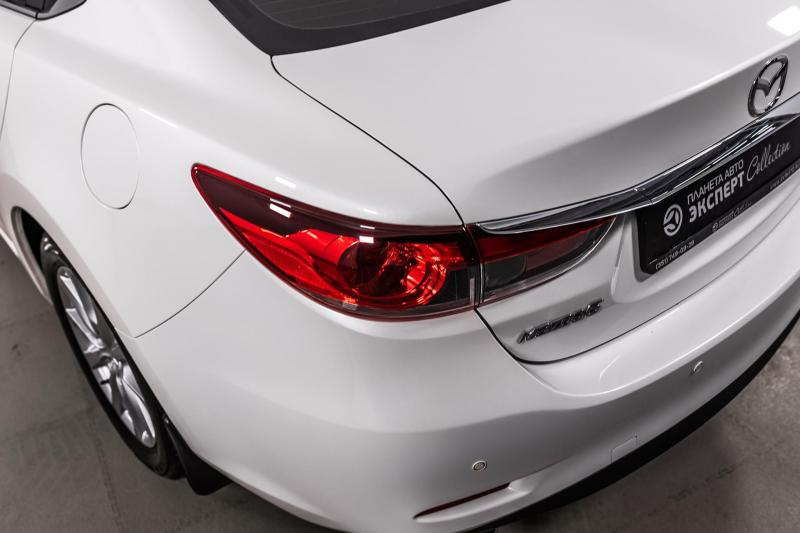 Mazda 6 2.0 SKYACTIV-G AT (150 л. с.) Supreme