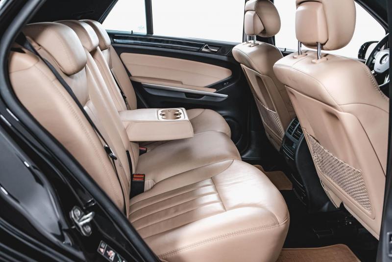 Mercedes-Benz M-Класс ML 320 CDI 7G-Tronic (224 л. с.)