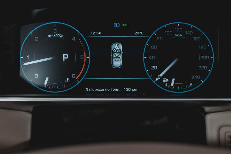 Land Rover Range Rover 3.0 TDV6 AT AWD (249 л. с.) Vogue