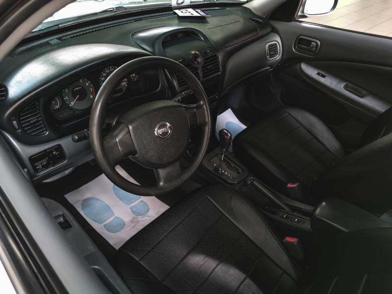 Nissan Almera Classic 1.6 AT (107 л. с.)