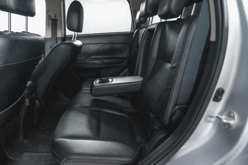 Mitsubishi Outlander 2.0 CVT 4WD (146 л. с.)