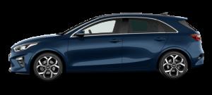 Kia Ceed 1.6 MPI AT (128 л.с.) Prestige Вист-Моторс Москва
