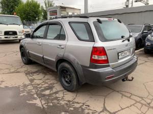 Kia 2.5 CRDi AWD 4AT (140 л. с.) Вист-Моторс Москва