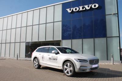 Volvo V90 2.0 T5 Drive-E AT AWD (249 л.с.) Ocean Race