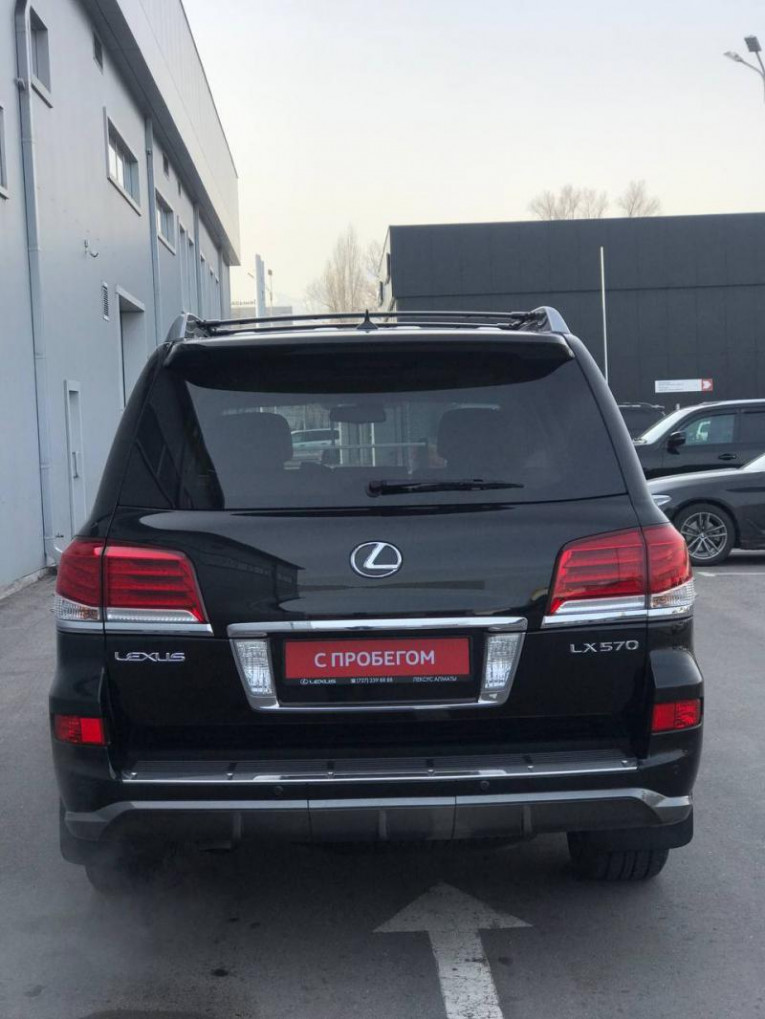 Lexus 570 AT (367 л. с.) Тойота Центр Бишкек Бишкек