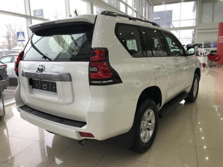 Toyota Land Cruiser Prado 2.7 AT (163л.с.) 4WD Комфорт Плюс 55 Тойота Центр Бишкек Бишкек